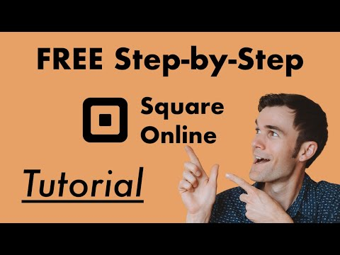 How to set up Square Online store for FREE | Step-by-step for restaurants online ordering