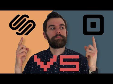 Squarespace VS Square Online 2021 eCommerce Website Builders Review