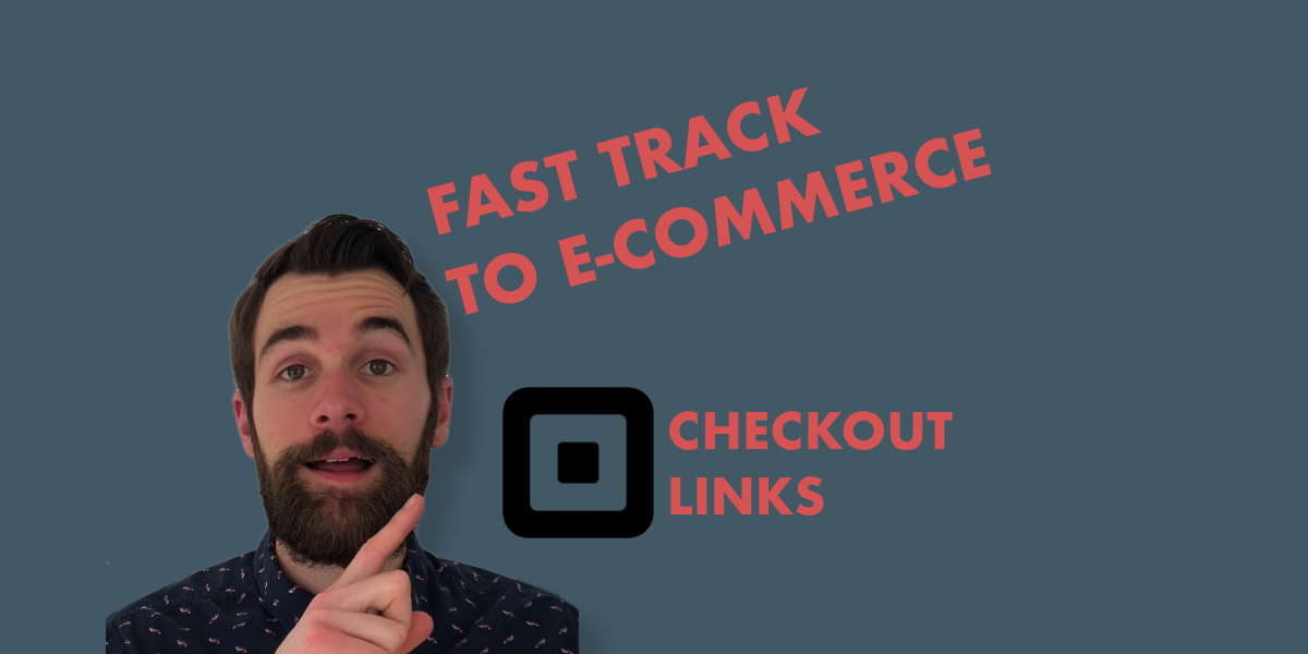 Sell Online Quickly with Square Online Checkout Links