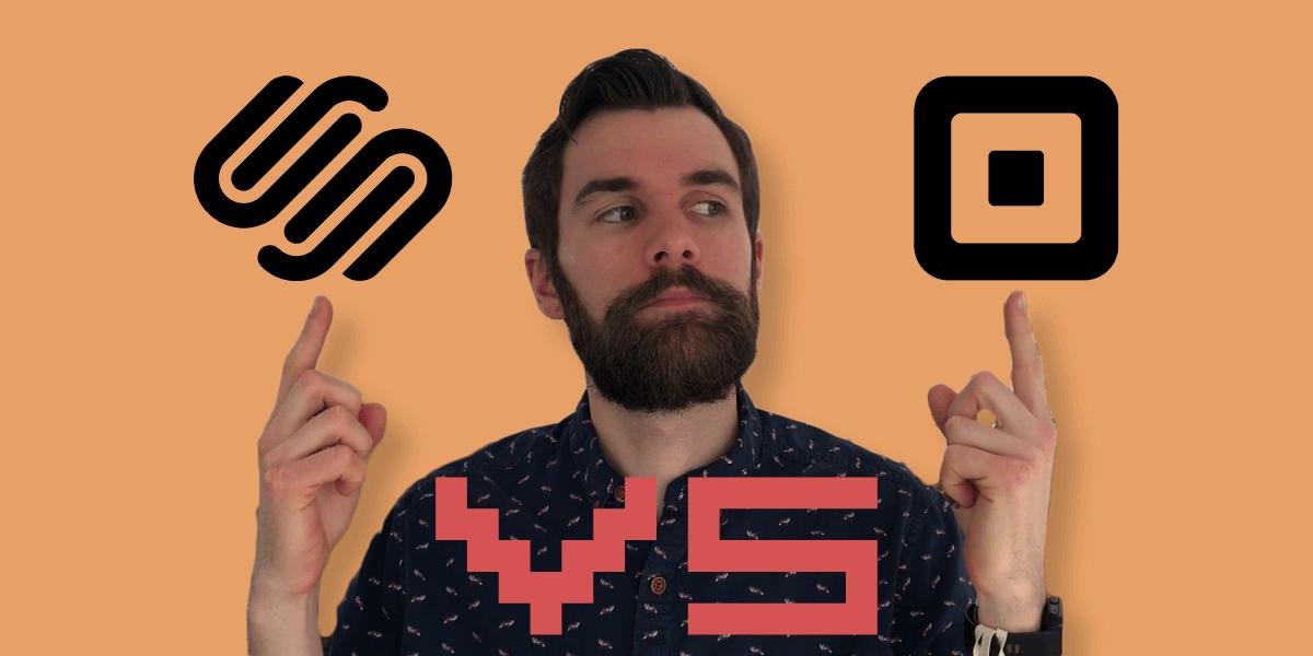 Squarespace VS Square Online