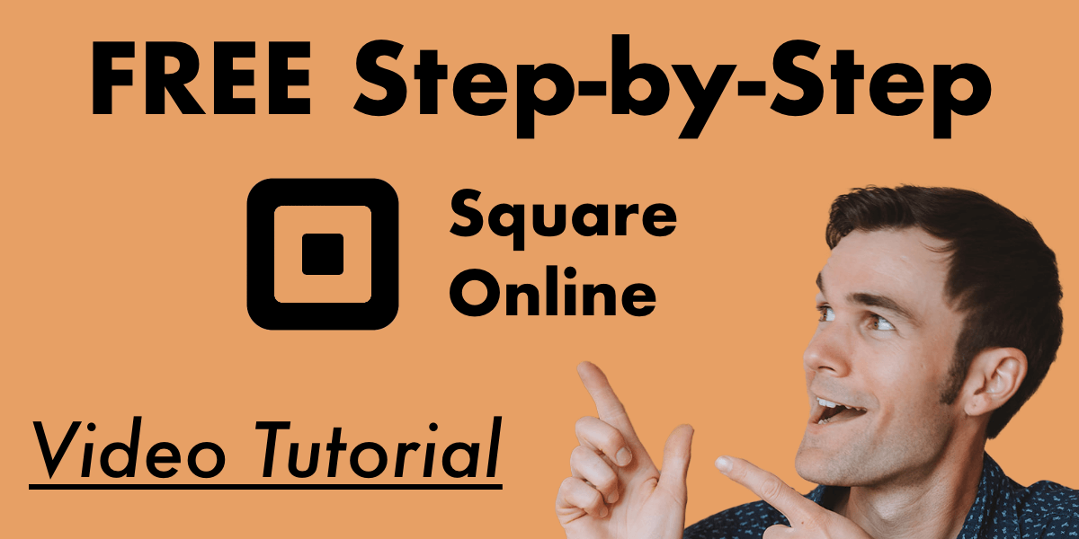 How To Setup Online Ordering With Square Online