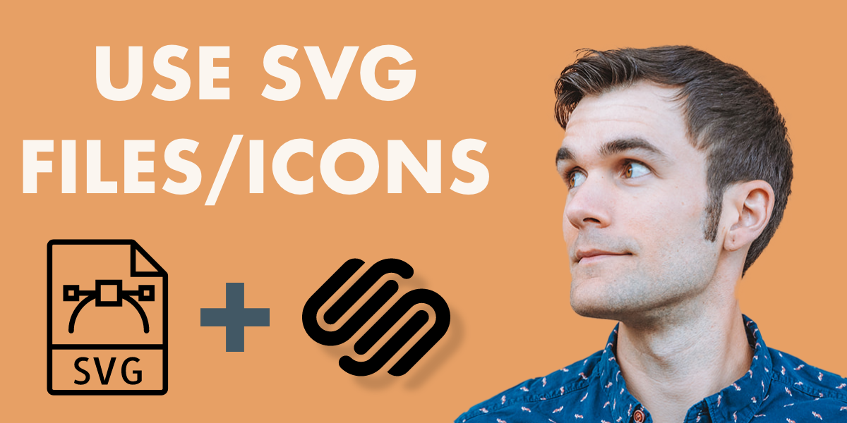 How To Use SVG Icons In Squarespace